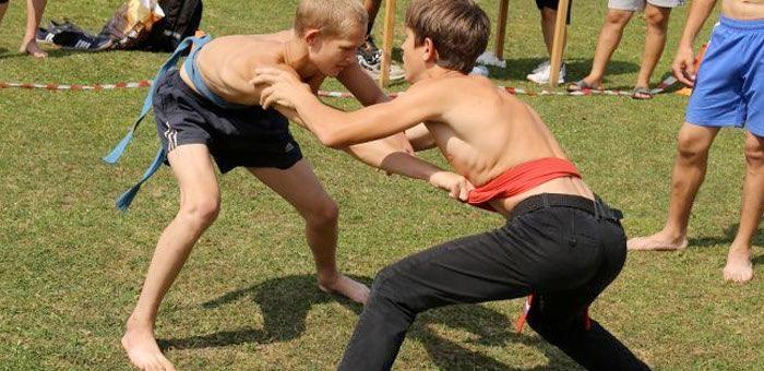 В Турочаке прошел фестиваль национальных видов спорта