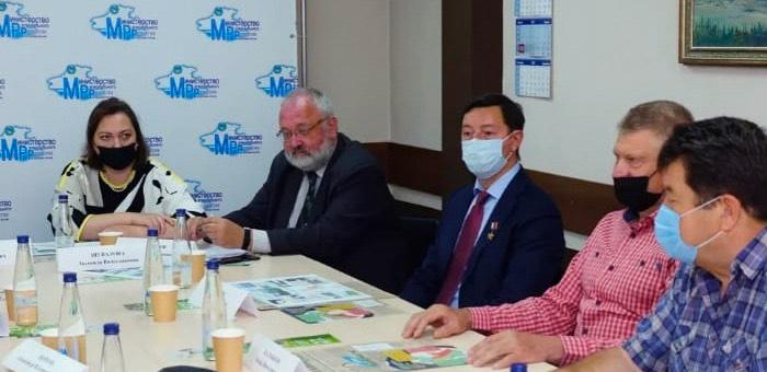 Устойчивое развитие обсудили на Алтае