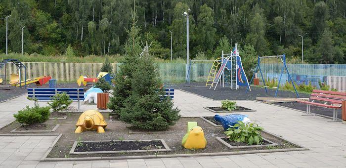 «Водяновскую площадку» обновят в Горно-Алтайске