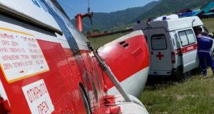 Новые ЧП с туристами: двоих пришлось эвакуировать вертолетом
