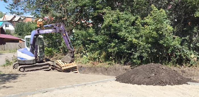 Детскую площадку по улице Островского обустроят в Горно-Алтайске