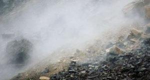 Проливные дожди вызвали камнепады и сели, туристам рекомендуют не ходить в горы