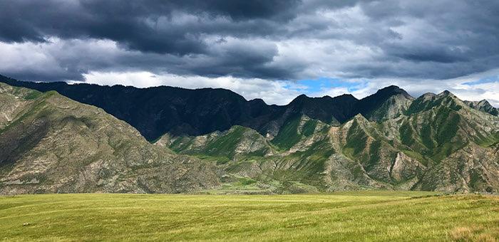 На Алтай вновь придут дожди и грозы