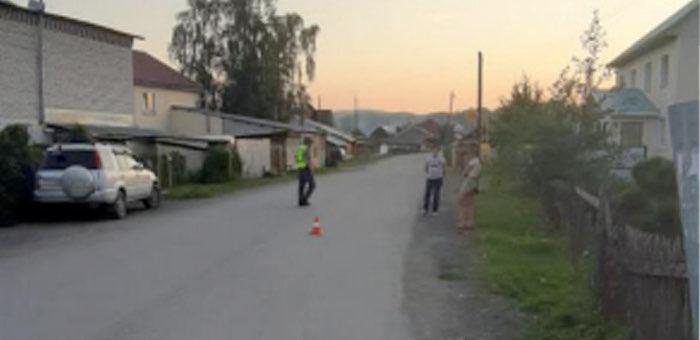 16-летний подросток на мопеде сбил 12-летнюю велосипедистку в Майме