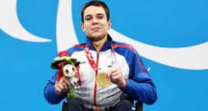 Роман Жданов выиграл еще одно «золото» Паралимпиады