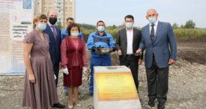 В Горно-Алтайске началось строительство школы №7