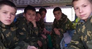 Изучаем родной край. Подростки из Шебалинского района побывали в высокогорье