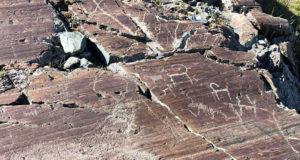 Наскальные рисунки Алтая: от эпохи мамонтов до вандалов