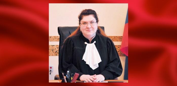 На должность заместителя председателя Верховного суда РА претендует Оксана Прокопенко-Елина