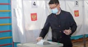 Спикер Госсобрания призвал жителей региона принять участие в голосовании