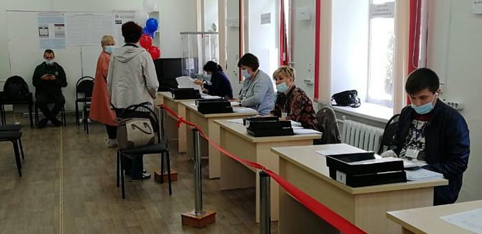 В первый день голосования явка в Республике Алтай составила 15%