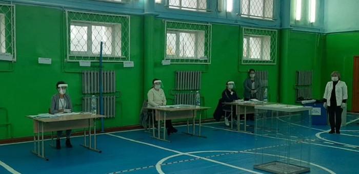 В Республике Алтай начался второй день голосования