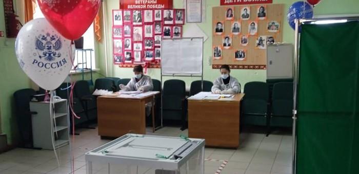 Явка в Республике Алтай по итогам двух дней составила 25,4%