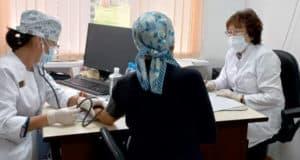 Более 4 тыс. человек принял автопоезд «Здоровье» в селах