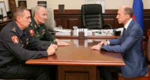 Управление Росгвардии по Республике Алтай возглавил Игорь Потапов