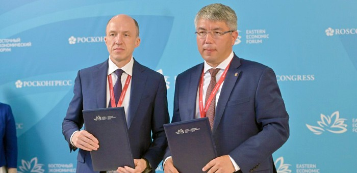 Алтай и Бурятия будут сотрудничать в сфере племенного животноводства