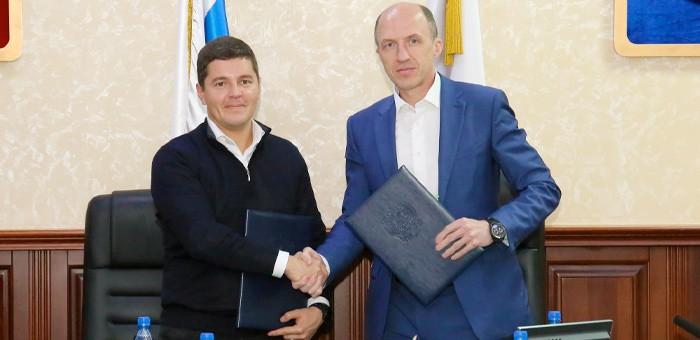 Горный Алтай и Ямало-Ненецкий округ договорились о сотрудничестве