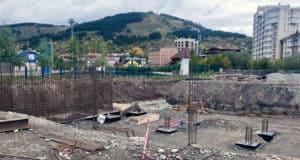 В Горно-Алтайске продолжается строительство физкультурно-оздоровительного комплекса