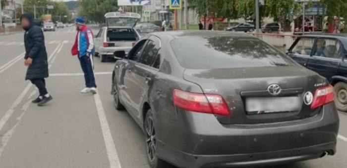 Сельский житель не справился с вождением в Горно-Алтайске