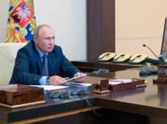 Владимир Путин: «Единая Россия» подтвердила свое лидерство