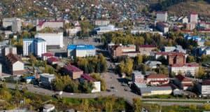 Новые проекты строительства и благоустройства Горно-Алтайска