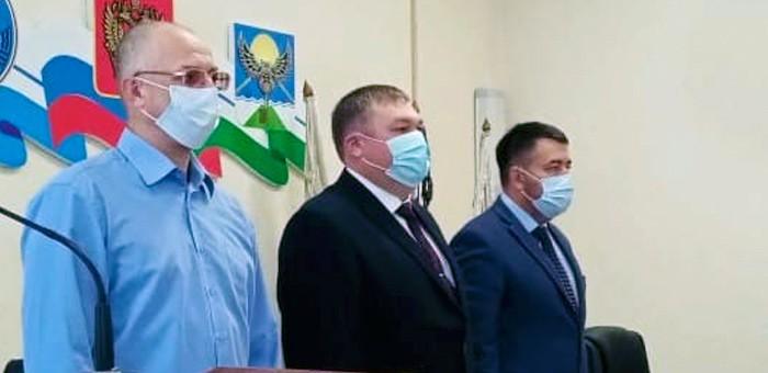 Роман Птицын сложил с себя полномочия главы Майминского района
