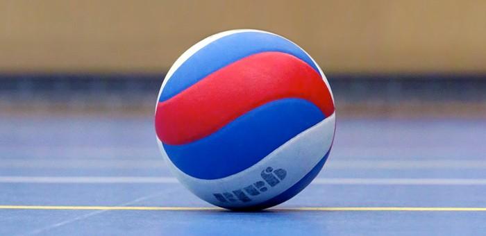 В соревнованиях по волейболу победу одержала команда ОМОН