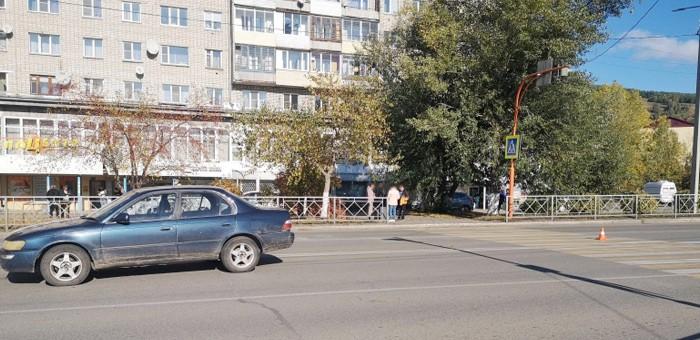 Сельчанка сбила подростка на пешеходном переходе в Горно-Алтайске