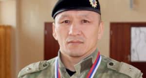 Эжер Енчинов стал призером всероссийского чемпионата по самбо