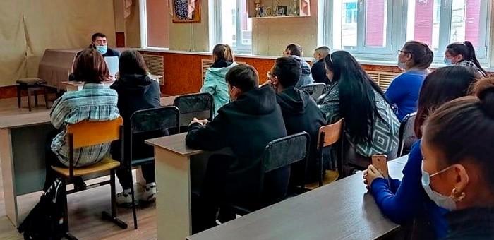 В Республике Алтай проходит квест-игра «Антитеррор»