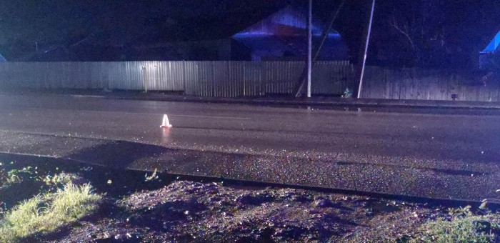 Разыскивается мотоциклист, который сбил ночью пешехода в Горно-Алтайске