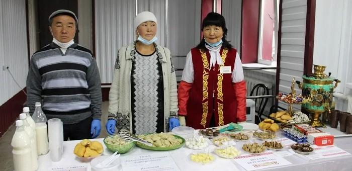 Круглогодичная сельхозярмарка открылась в Кош-Агаче
