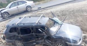 ДТП в Онгудайском районе: пострадали три человека