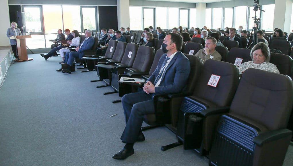 В Республике Алтай проходит форум «Неделя бизнеса-2021»