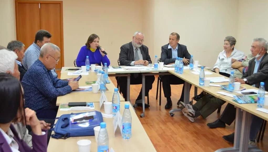 Консультативный совет будет работать в Республике Алтай