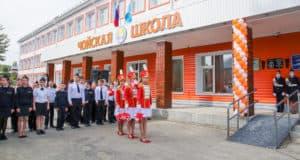 В Чое завершился капитальный ремонт школы