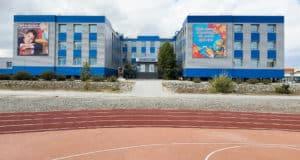 В Кош-Агаче после капитального ремонта открыли школу имени Чаптынова