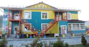 Новый детский сад открылся в селе Бийка