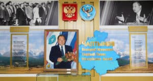 В Верх-Апшуяхте открыли музей Валерия Чаптынова