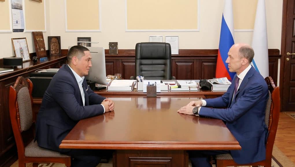 В Республике Алтай откроют училище олимпийского резерва