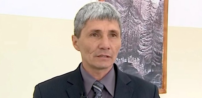 Владимир Мандаев вновь избран главой села Купчегень