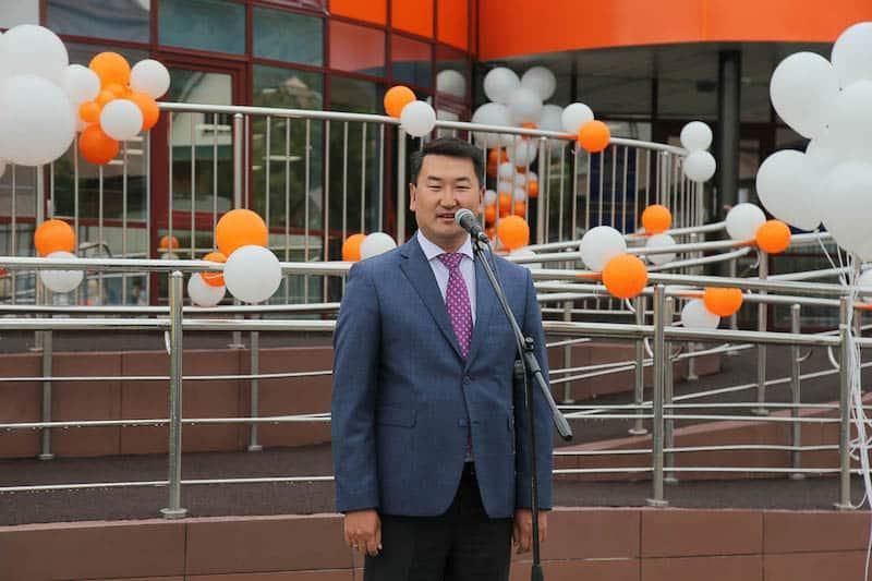 В Горно-Алтайске открылась школа в микрорайоне Заимка