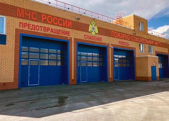 пожарная часть ГУ МЧС России по Республике Алтай с. Онгудай