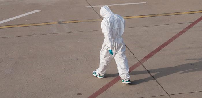 Сводка по коронавирусу за неделю: 233 человека заболели, 9 скончались
