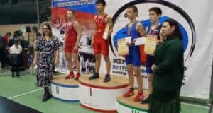 Борцы из Горно-Алтайска стали призерами соревнований в Омск и Томске