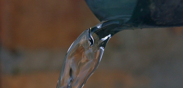 Забор воды на роднике «Ырысту и Аленушка» приостанавливается