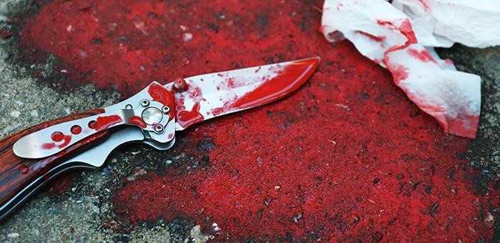 «Дошел до крыльца, вытащил из груди нож и упал»