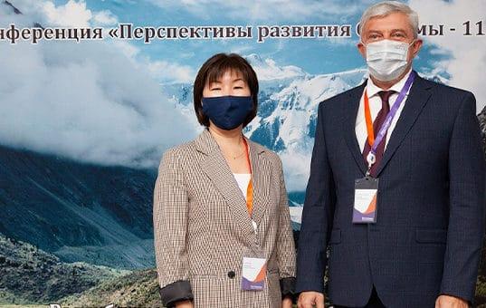 В Республике Алтай состоялась межрегиональная конференция по развитию «Системы 112»