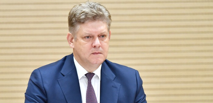 Полпредом президента в Сибири стал Анатолий Серышев