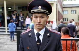 «Народным участковым» Республики Алтай стал Анатолий Мергеев